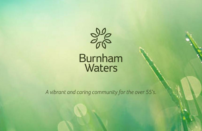 Burnham Waters brochure cover