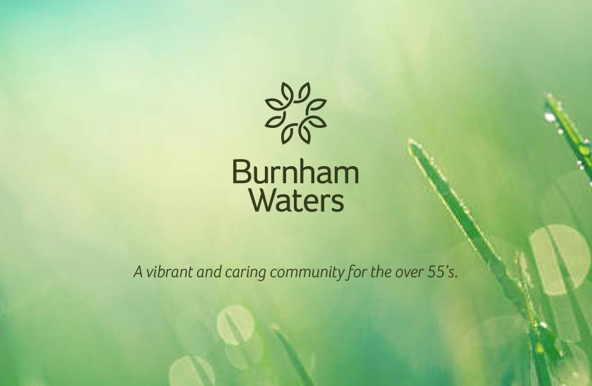 Burnham Waters brochure cover teaser