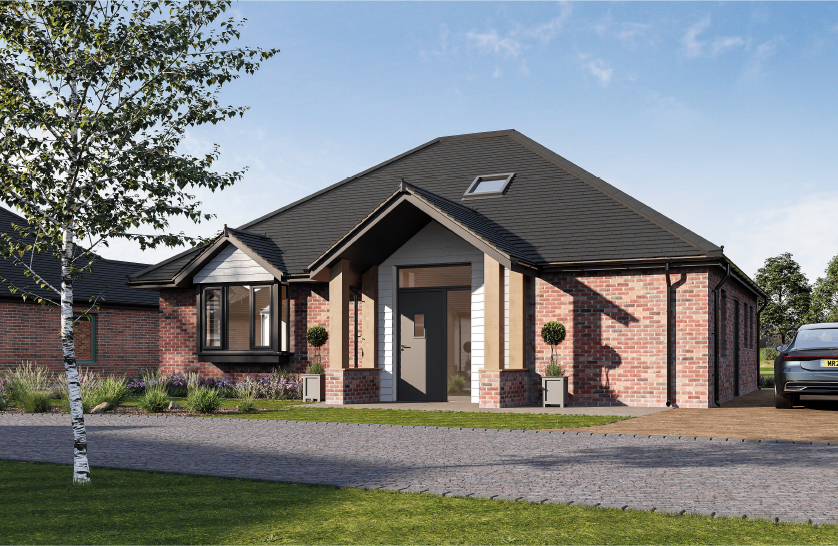 Front elevation of The Stour teaser